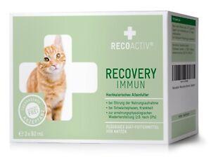 RECOACTIV® RECOVERY Immun Katze Kurpackung 3 Flaschen a 90 ml (12,19€/100ml)