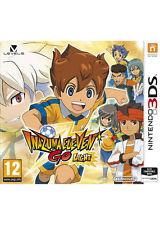 Inazuma Eleven Go: Light (Nintendo 3DS, 2014)