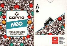 COPAG Neo Nature Playing Cards Poker Size Deck Cartamundi Custom Limited New