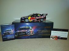 1:12 VF Commodore 888 Red Bull Craig Lowndes Steve Richards 2015 Bathurst Winner
