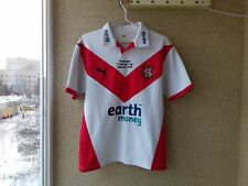 St Helens 2006 Winners Super League Grand Home Rugby Shirt M Jersey Puma