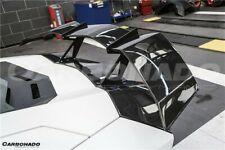 Lamborghini Aventador LP700 LP740 Carbon Fiber RZ Style Rear Spoiler Wing
