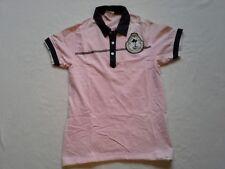 Herrenshirt SCOTCH & SODA Poloshirt Rosa Gr. S
