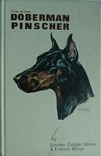 Complete Doberman Pinscher, 1963 Book (Photos Of Many Champions +