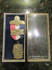 1955 NRA Bronze Medal Sharpshooter Team 2d Place Herrick Trophy Match