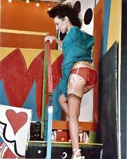 Org Amateur Semi Nude Large (8 x 10) Photo- Funhouse- Skirt- Butt- Stockings- #3