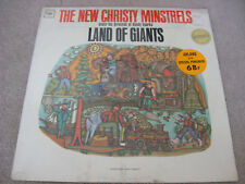 New Christy Minstrels Land Of Giants Columbia CL 2187 Vinyl Record SEALED PROMO