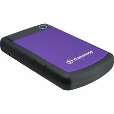 Transcend StoreJet 25H3P 1 TB, Festplatte, violett