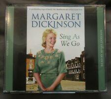 Margaret Dickinson, singen wir gehen, Hörbuch CD
