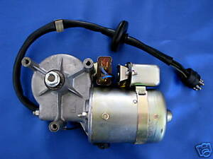 Datsun Nissan 260Z Wiper Motor 1974 OEM - FINALLY A High Speed Wiper Motor 240Z