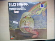 RARE Mr. Pickwick Records SILLY SONGS  33rpm 1974