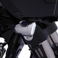 Fusion LA-F491-00 Artistic Chrome Turn Signal Mount Fits Touring Models