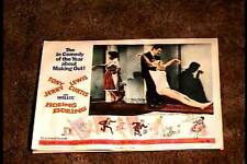 BOEING BOEING 1965 LOBBY CARD #3 TONY CURTIS