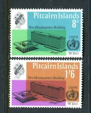 1966 Pitcairn Island Inauguration of Who Headquarters Muh