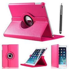 "Nueva Funda iPad 360 Base Giratoria Abatible Cubierta Para iPad 2017 9.7"" 10.5 234 Mini Air"