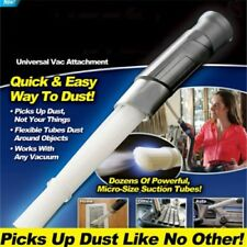Brush Vacuum Multi-functional Dust Cleaner Dirt Remover Portable Universal Tools