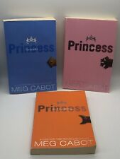 Meg Cabot Princess Books Lot Of 3 Paperback Princess Forever Princess In Traning