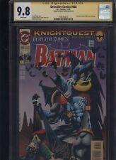 Detective Comics #668 CGC 9.8 SS Kelley Jones KNIGHTQUEST Batman AZRAEL
