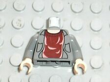 Buste LEGO HARRY POTTER minifig torso ref 973px465 / Set 10132 4756 4758