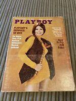 Vintage Playboy Magazine october 1972