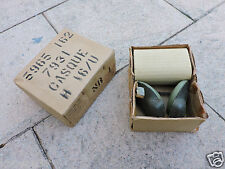 Casque radio US army  MX-175/U  Headset   Carton d'origine