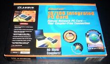 Linksys EtherFast 10/100 Integrated Network Adapter PC Card  10/100 Ethernet