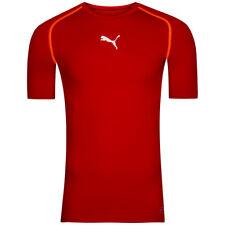 PUMA TB Shortsleeve Shirt rot F01 L