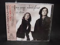 JIMMY PAGE & ROBERT PLANT No Quarter JAPAN CD Led Zeppelin The Firm Yardbirds