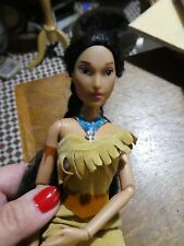 Pocahontas Disney Doll in dress.