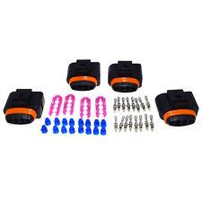 4x Reparatursatz 1J0973724 Stecker Zündspule Für AUDI SEAT VW SKODA NEU