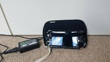 Sony PSP-1006 hand held console - Daedalus Mod w/ case, power cable + memory