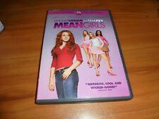 Mean Girls (DVD, 2004, Full Screen)