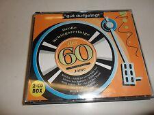 CD  Große Schlagererfolge der 60 sechziger Jahre - gut aufgelegt