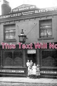 LA 2562 - Manchester Brewery, Old Bridge Inn, Moss Side, Lancashire