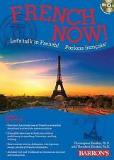 NEW French Now! Level 1 with Audio Compact Discs by Christopher Kendris Ph.D.