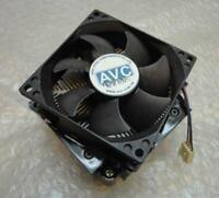 Genuine AVC 5A307-007 CPU Heatsink & Fan 4-Pin / 4-Wire