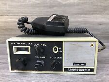 VINTAGE PEARCE-SIMPSON CARYS VHF FM MARINE RADIO UNTESTED FOR PARTS AS IS
