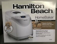 NEW Hamilton Beach 2 lb Digital Bread Maker Model #29881 Free Shipping