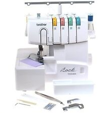 Brother 1034D 3/4 Lay-In Thread Serger Sewing Machine FULL WARRANTY