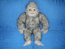 "Yeti Sears 1994 20"" bigfoot Plush Grey"