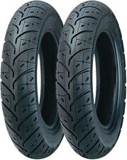 Kenda K329 Scooter Front & Rear Tire Set w/ Inner Tubes, 3.50-10 (2 Tires)