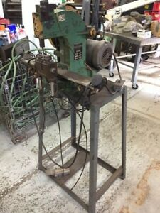 Chicago Rivet Machine Press with Stand