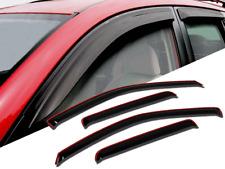 4pcs JDM Visors Rain Guard Chevrolet HHR 2006 2007 2008 2009 2010 2011 06-11