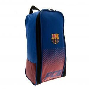 FC BARCELONA OFFICIAL CREST BOOT/SHOE BAG - FOOTBALL GIFT