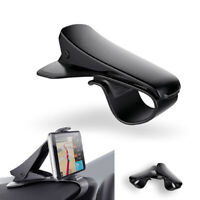 1PC Black Universal Car Dashboard Stand Holder For Mobile Phone GPS Accessories