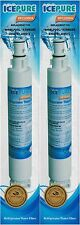 2XSub For Whirlpool Kenmore 4396701 46-9915 469915 L200V WF293 WSW3 Water Filter