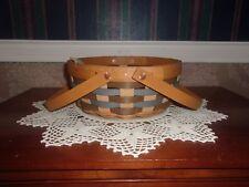 Longaberger 2016 Carry & Serve Casserole Basket - Fieldstone Weave