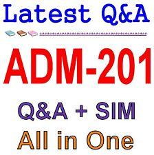 Administration Essentials for New Admins ADM-201 Exam Q&A PDF+SIM