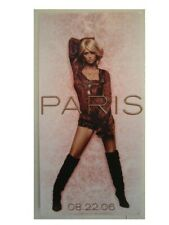 Paris Hilton Poster Sexy Hot Legs Shot Promo