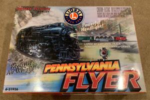 Lionel - Pennsylvania Flyer - 6-31936 - Ready to Run Train Set - 2003